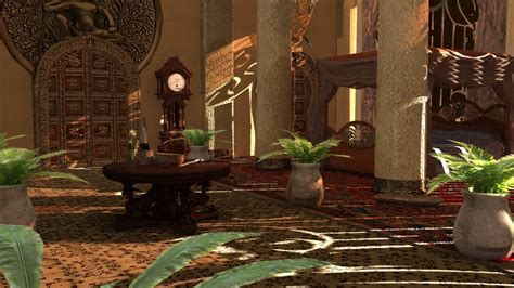exotic bedroom exotic royal bedroom larger by videshii on deviantart