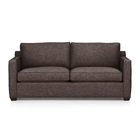 Crate And Barrel Sofa Sleeper by Davis Sleeper Sofa Graphite Crate And Barrel
