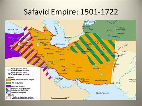 ottoman empire and safavid empire the gunpowder empires ottoman safavid mughal ppt