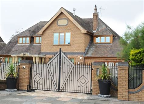 raheem sterling southport home  sale liverpool echo