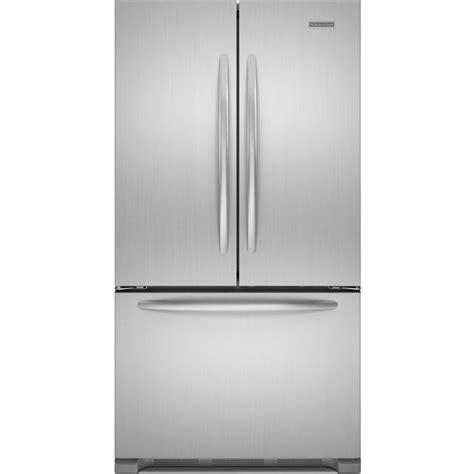 Best Counter Depth Door Refrigerator by Kitchenaid Kfcs22evms Counter Depth Door