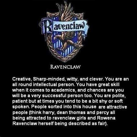 ravenclaw house ravenclaw quotes quotesgram