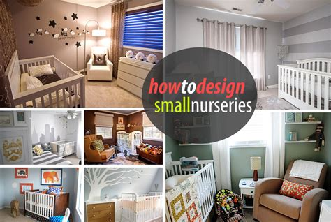 small nursery layout ideas tips for decorating a small nursery