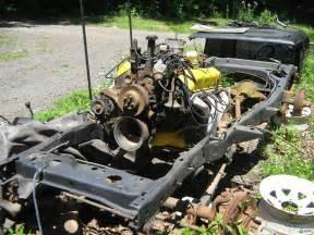 Jeep Cj Frame 81 Cj7 Frame Parts