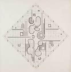 Floor Plan Grid working it out on john hejduk s diamond configurations