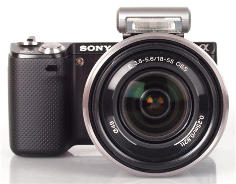 aps c mirrorless sony nex 5n