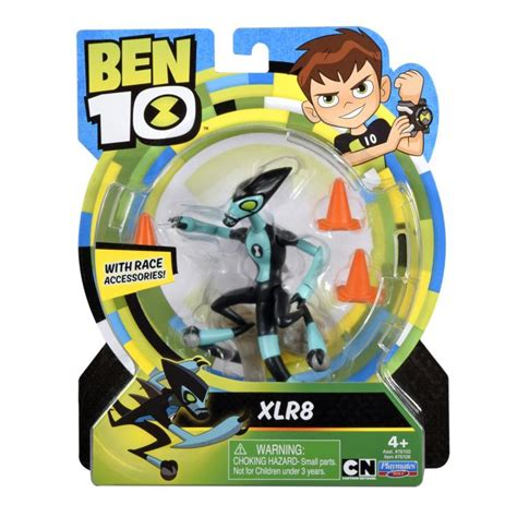 Nendoroid Accessories 453 ben 10 set of 7 basic figures