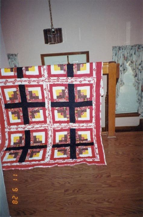 Kansas City Quilt by Kansas City Chiefs Sized Quilt Nfl Quilts