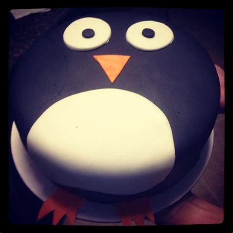 91 Nella Penguin Set Pink my penguin birthday cake easy to make wants