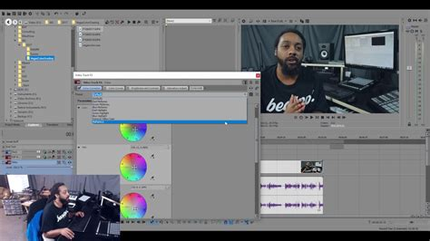 color correction workflow tools basic color correction workflow in vegas pro