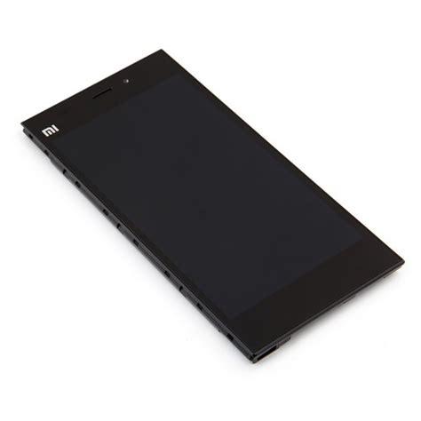 Cuci Gudang Lcd Xiaomi Mi3 Mi 3 Touchscreen Original touch screen display digiterzer lcd for xiaomi for mi3