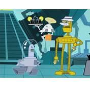 Mar 10 Fred And Tiny  Dexters Laboratory Wiki Fandom