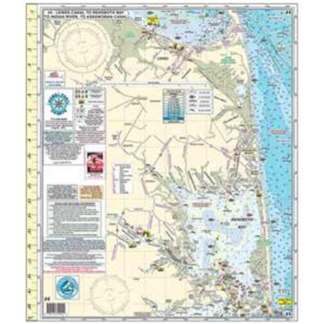 home port charts 4 lewes canal rehoboth bay west marine