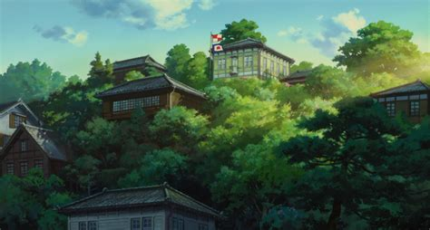 from up on poppy hill the studio ghibli retrospective from up on poppy hill mezzanine