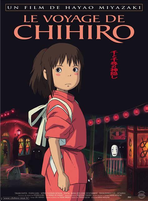 le de affiches posters et images de le voyage de chihiro 2001