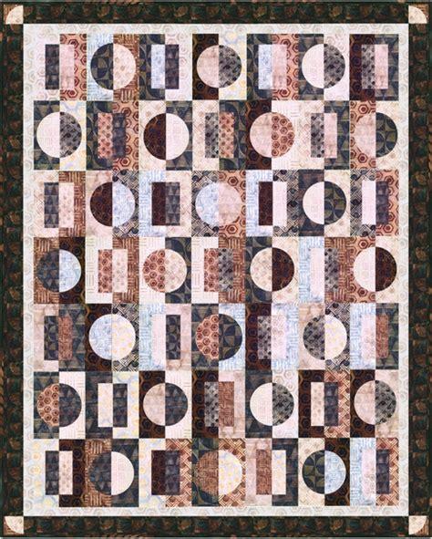 quilt pattern eclipse eclipse designer pattern robert kaufman fabric company