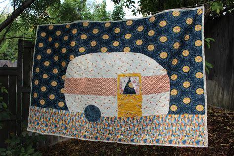 Travel Quilt Pattern by Retro Cer Quilt Tutorial U Create