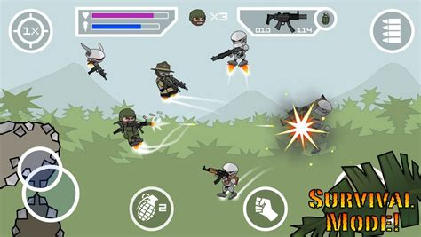 Doodle Army 2 Mini Militia Cheats Chat Codes Hacks And Tips