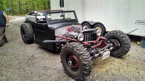 Rat Rod Jeep Build 17 Best Images About Current Build Ideas On