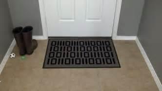 Front Door Carpet Garage Boo S Fort Worth Home