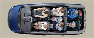 Opel Zafira 7 Seater Luggage Capacity Best Cars With Third Row Seating Autos Post