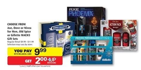 3001 axe gift set printable coupon axe gift pack coupon save 3 00 2 99 at rite aid ftm