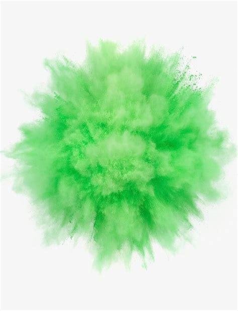 green spray powder   banner background images