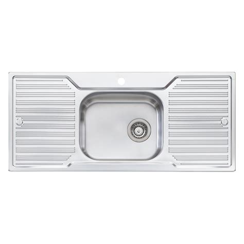 Oliveri Diaz Sink by Oliveri 1080 X 480mm Diaz Sink Bunnings Warehouse