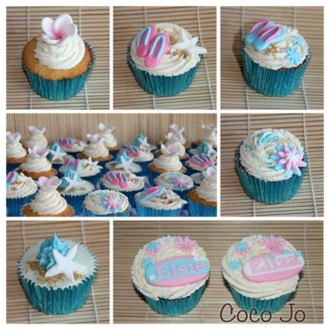 themed cupcake decorations coco jo cake design theme cupcakes
