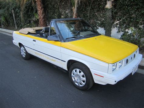 1985 renault alliance convertible 1985 renault 9 alliance convertible for sale in tarzana