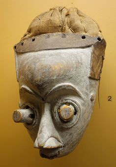 Rams Mask Capt A africa mask quot pwoom itok quot from the kuba of dr