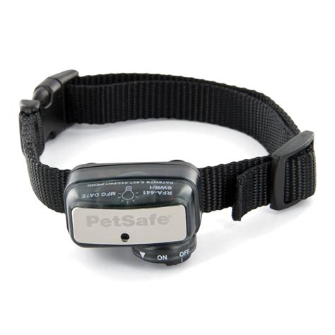 bark collar elite static bark collar by petsafe pbc00 12726