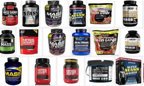 best gainer mass gainers do they work team