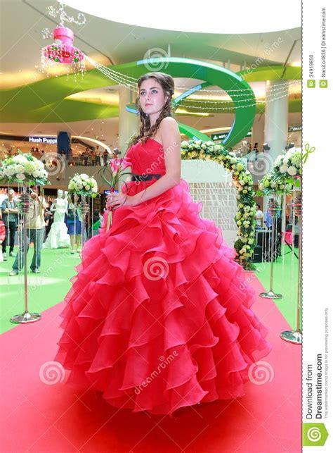 wedding dresses fashion show editorial image image