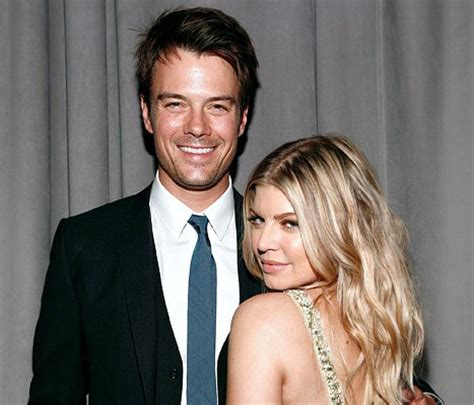 Black Eyed Peas Fergie Engaged To Josh Duhamel Reps Confirm by Fergie And Husband With Child