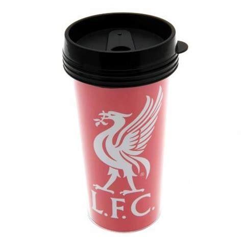 Liverpool Plastic Mug liverpool f c plastic travel mug www unisportstore