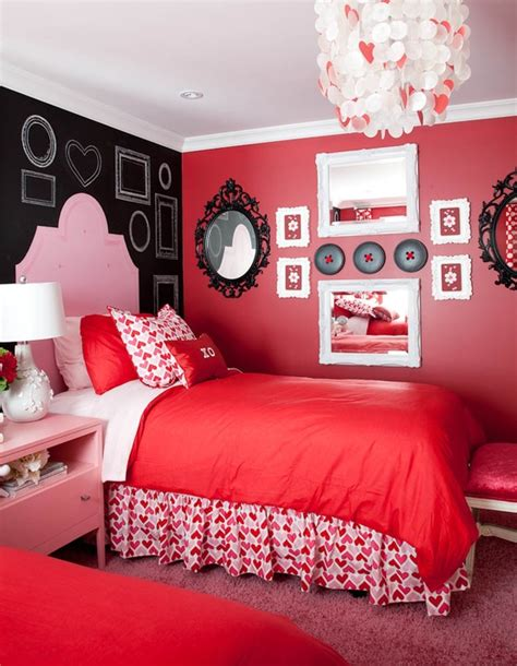 red and white girls bedroom ikea ung drill contemporary girl s room jennifer