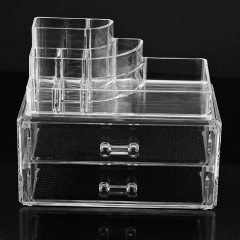 Acrylic Akrilik Organizer Make Up Kosmetik F2 acryl dozen clear promotie winkel voor promoties acryl