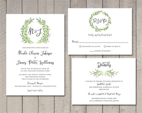 wedding invitation rsvp card template wedding invitations with rsvp cards theruntime