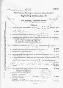 Why I Chose Mechanical Engineering Essay by 3rd Semester Mechanical Engineering 2013 June Question Papers