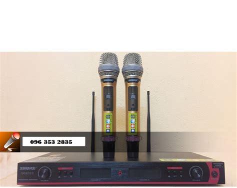 Mic Shure Ugx 3koperpegangpegang micro kh 244 ng d 226 y shure ugx 10 ii sản phẩm ch 237 nh h 227 ng