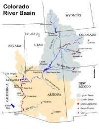 colorado river aqueduct map central arizona aqueduct image eurekalert science news