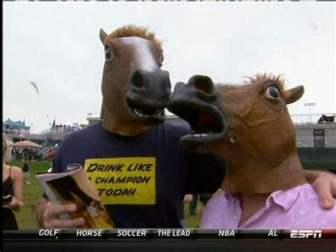 Horse Mask Meme - horse head mask memes
