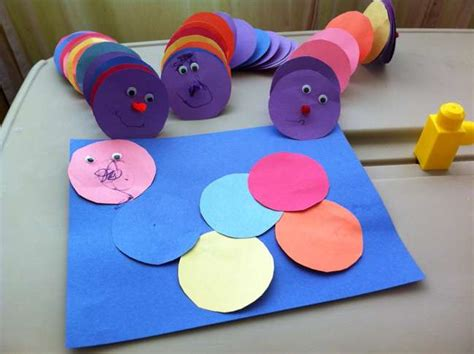 Easy Paper Crafts For Preschoolers - easy crafts for preschoolers pictures reference