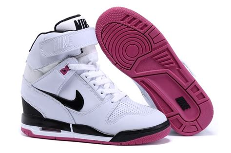 Nike Wedges Pink White air max running shoes cheap sale includes cheap nike