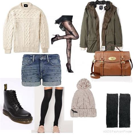 Indie winter women s outfit asos fashion finder
