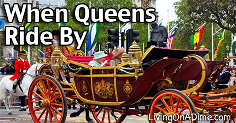 queens ride    handle  busy life living