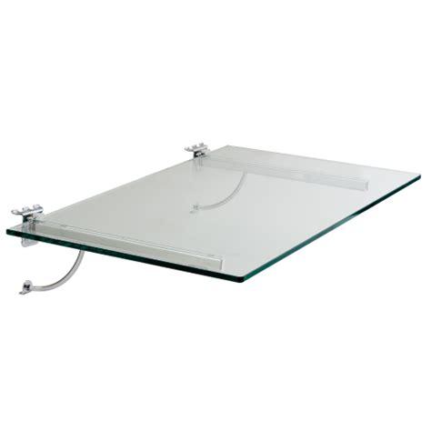 estantes de cristal estante cristal con refuerzo para panel lama thinline