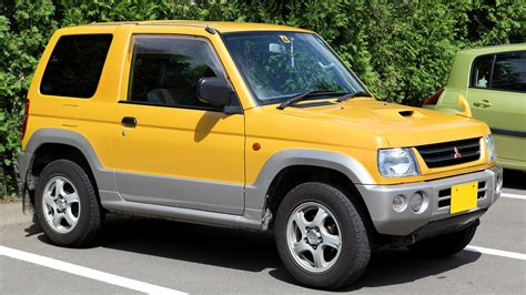 nissan pajero mini mitsubishi pajero mini wikipedia the free encyclopedia