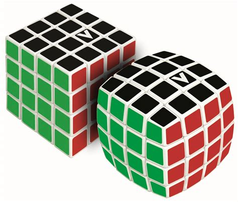 V Cube 5 Pillowed by V Cube 4b Pillowed Brain Teaser Puzzlewarehouse